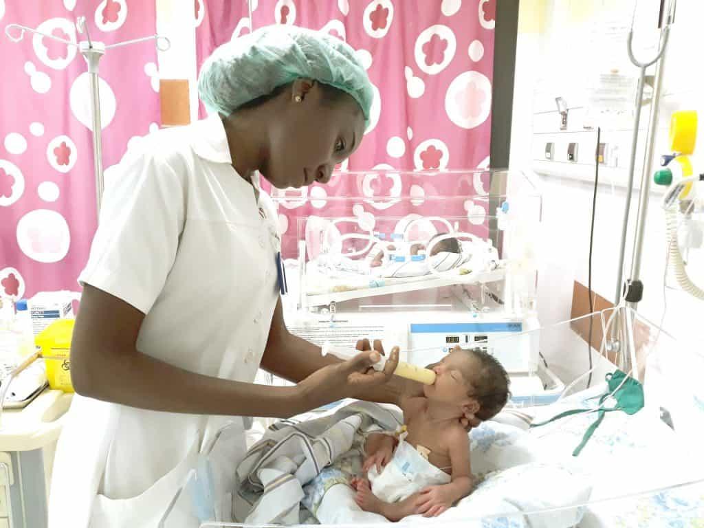 Escuela de enfermería de Monkole